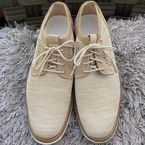 Men's dockers casual shoes tan khaki brown 13